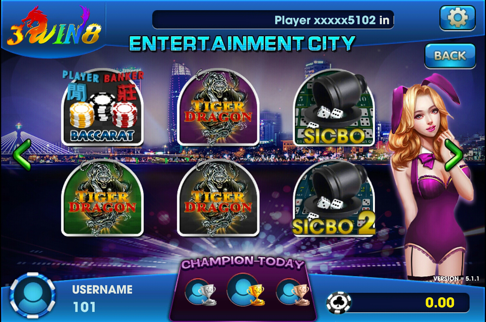 Cashman casino game